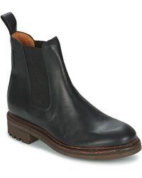 Aigle Monbrison 2 Mid Boots - Black