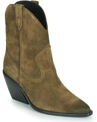 Bronx Low Kole Low Ankle Boots - Brown
