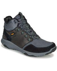 Teva M Arrowood Venture Men's Walking Boots In Black