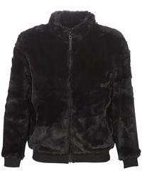 Aigle Conifure Fleece Jacket - Black