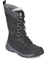 Columbia Meadows Omni-heattm 3d Snow Boots - Black