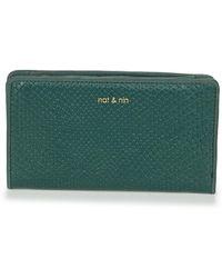 Nat Et Nin Anae Purse Wallet - Blue