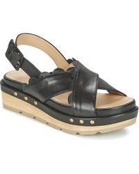 Paul & Joe Paquerette Sandals - Black