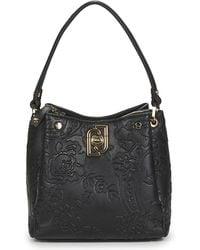 Liu Jo Piacente S Bucket Shoulder Bag - Black
