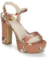 Buffalo Lateof Sandals - Brown