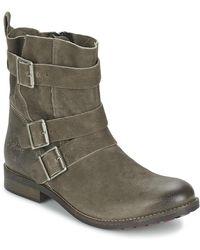 S.oliver Bexune Women's Mid Boots In Brown