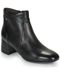 Stonefly Lindy 4 Low Ankle Boots - Black
