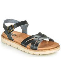 Xti Ossa Sandals - Black