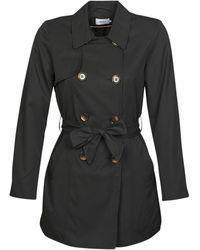 ONLY Onlvalerie Trench Coat - Black