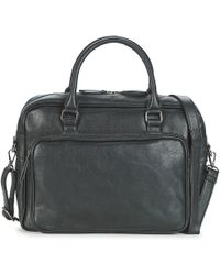 Casual Attitude Adiana Briefcase - Black