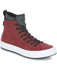 24e157b6a7de Converse - Chuck Taylor All Star Wp Boot Leather Hi Shoes (high-top Trainers