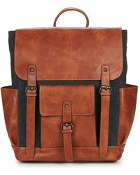 Casual Attitude Paolo Backpack - Black