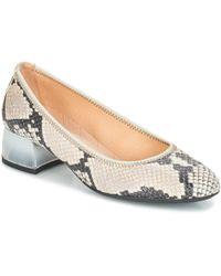 Hispanitas - Andros-t Women's Court Shoes In Beige - Lyst