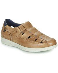 Fluchos Sumatra Sandals - Natural