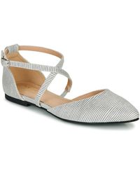 André Martha Shoes (pumps / Ballerinas) - Blue