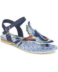 Miss L Fire - Bluebird Sandals - Lyst