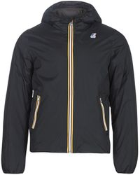 K-Way Jacques Thermo Plus Jacket - Black