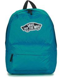 Vans Realm Backpack - Blue