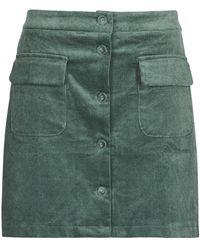 Betty London Notone Skirt - Green