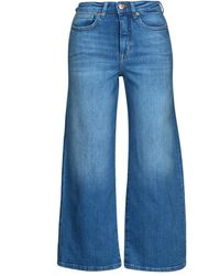 ONLY Onlmadison Cropped Trousers - Blue