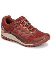Merrell Antora 2 Gtx Sports Trainers (shoes) - Red
