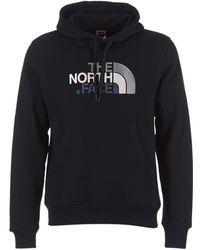 The North Face Drew Peak Hoodie - Black