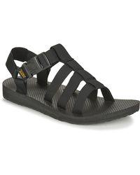 Teva Original Dorado Sandals - Black