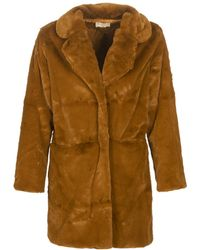 Moony Mood Coat - Brown