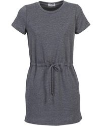 Yurban Feguine Women's Dress In Grey