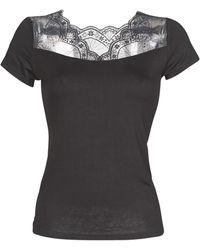 Morgan Dclary T Shirt - Black