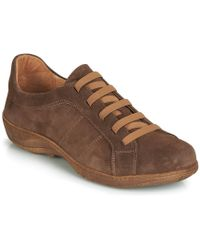Casual Attitude Jaliyafe Casual Shoes - Brown