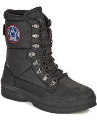 Aigle Alboez Mtd Snow Boots - Black