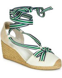 Lauren by Ralph Lauren Hollie Espadrilles / Casual Shoes - White
