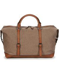 Casual Attitude Davitu Travel Bag - Brown