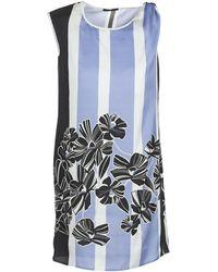 Sisley Lapolla Dress - Blue