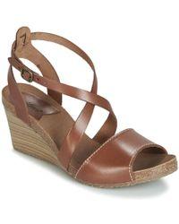 Kickers Spagnol Sandals - Brown