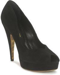 Gaspard Yurkievich P8 Var2 Heels - Black