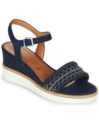 Tamaris Alis Sandals - Blue