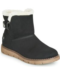Tom Tailor Mid Boots - Black