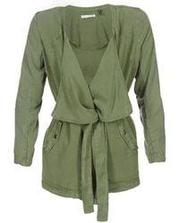 Les Petites Bombes Antine Jacket - Green