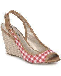 StylistClick Ines Sandals - Natural