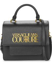 Versace Jeans Couture Domenia Handbags - Black