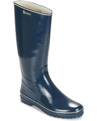 Aigle Venise Women's Wellington Boots In Blue
