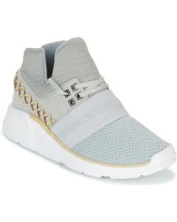 Supra Catori Shoes (high-top Trainers) - Grey