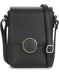 André Odilon Shoulder Bag - Black