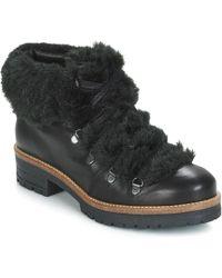 Pataugas Task Mid Boots - Black