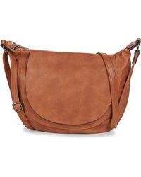 Nanucci 6723 Shoulder Bag - Brown