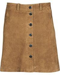 Oakwood Keren Skirt - Brown