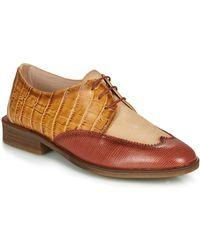 Hispanitas Londres Casual Shoes - Brown