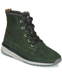 Allrounder By Mephisto Kerry Mid Boots - Green
